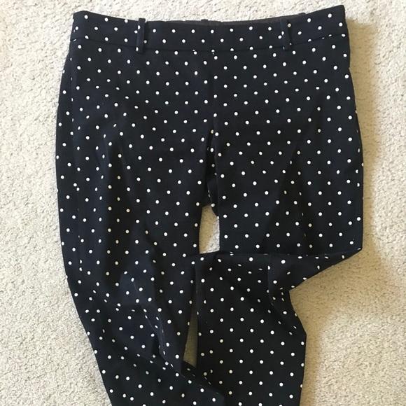 J. Crew Pants - J crew stretch Capri pants. Size 12